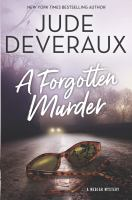 Imagen de portada para A forgotten murder. bk. 3 [large print] : Medlar mystery series