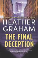 Imagen de portada para The final deception. bk. 5 [large print] : New York confidential series