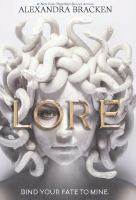 Cover image for Lore [large print]