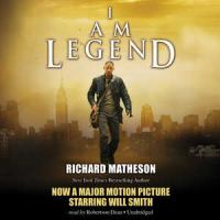 Cover image for I am legend