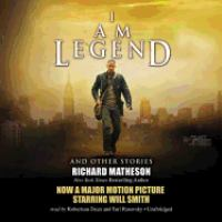 Cover image for I am legend [and other stories]