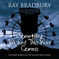 Cover image for Something wicked this way comes [sound recording CD]