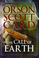 Cover image for The call of earth. bk. 2 Homecoming series