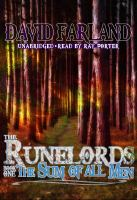 Cover image for The sum of all men. bk. 1 The Runelords series