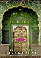 Cover image for The palace of illusions [a novel]