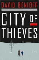 Cover image for City of thieves