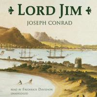 Cover image for Lord Jim