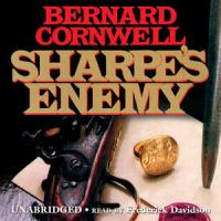 Imagen de portada para Sharpe's enemy. bk. 16 [sound recording CD] : Richard Sharpe and the defense of Portugal, Christmas 1812 : Richard Sharpe series