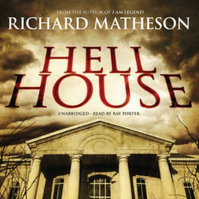 Cover image for Hell house [sound recording CD]