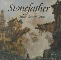 Cover image for Stonefather [sound recording CD]