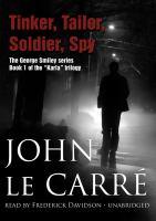 Imagen de portada para Tinker, tailor, soldier, spy