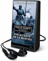 Cover image for Don Quixote de la Mancha