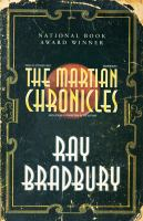 Cover image for The Martian chronicles