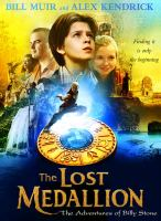 Cover image for The lost medallion : the adventures of Billy Stone