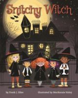 Cover image for Snitchy witch