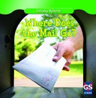 Imagen de portada para Where does the mail go?