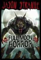 Cover image for Full moon horror