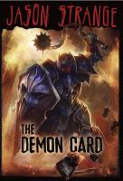 Cover image for The demon card