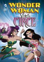 Cover image for Wonder Woman vs. Circe