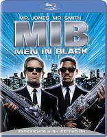 Cover image for Men in black [videorecording Blu-ray]