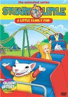 Imagen de portada para Stuart Little, the animated series. A Little family fun