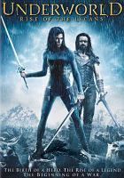 Cover image for Underworld, Rise of the Lycans