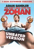 Cover image for You don't mess with the Zohan