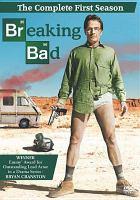 Imagen de portada para Breaking bad. Season 1, Disc 1