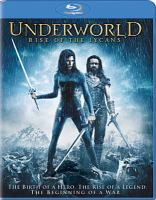 Cover image for Underworld, Rise of the Lycans [videorecording Blu-ray]