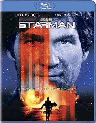 Cover image for Starman [videorecording Blu-ray]