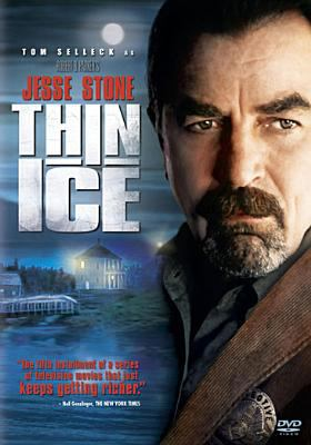 Cover image for Thin ice Jesse Stone series
