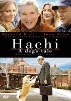 Cover image for Hachi a dog's tale