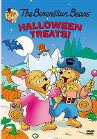 Cover image for The Berenstain Bears. Halloween treats