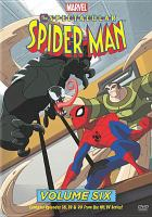 Cover image for The spectacular Spider-Man. Volume 6