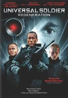 Cover image for Universal soldier. Regeneration