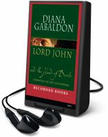 Cover image for Lord John and the hand of devils Lord John Grey series