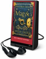 Cover image for Magyk. bk. 1 Septimus Heap series