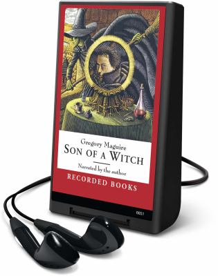 Cover image for Son of a witch. bk. 2 Wicked years series