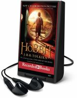 Cover image for The hobbit The Lord of the rings series