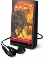 Cover image for The two towers. bk. 2 The Lord of the rings series