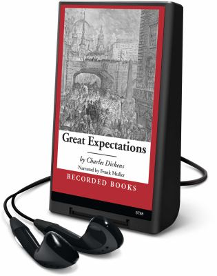 Cover image for Great expectations