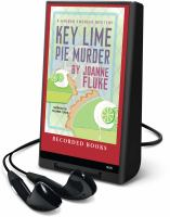 Cover image for Key lime pie murder. bk. 9 Hannah Swensen series