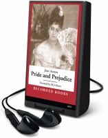 Imagen de portada para Pride and prejudice (Read by Flo Gibson)