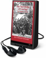 Cover image for The red badge of courage