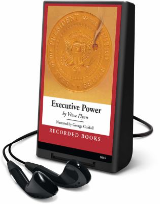 Cover image for Executive power. bk. 4 Mitch Rapp series