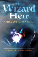 Cover image for The wizard heir. bk. 2 Heir chronicles