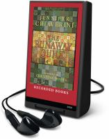 Cover image for The runaway quilt. bk. 4 Elm Creek quilts series