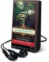 Cover image for The Queen of Attolia. bk. 2 Queen's thief series