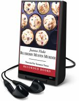 Cover image for Blueberry muffin murder. bk. 3 Hannah Swensen series