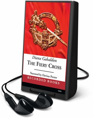 Cover image for The fiery cross. bk. 5 Outlander series